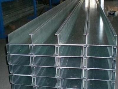 c型钢现货供应_c型钢规格齐全_Q235Bc型钢