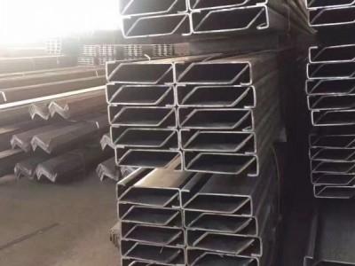 U型钢货源充足_U型钢一站采购_U型钢厂家