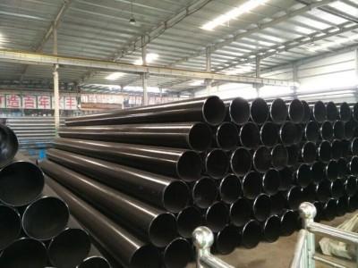 国标Q235直缝焊管 天津焊接钢管 厂家直销