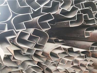 异型钢管 可定制各种奇形异管 厂家直销