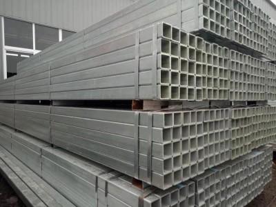 厂家直销 Q345B 无缝方管 矩形管 规格全  可定做