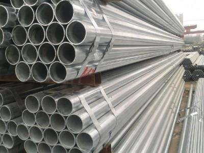 四川镀锌管生产厂家_镀锌管全国配送_镀锌管大量现货