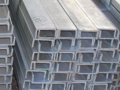 槽钢质量可靠_槽钢现货充足_河北槽钢生产厂家