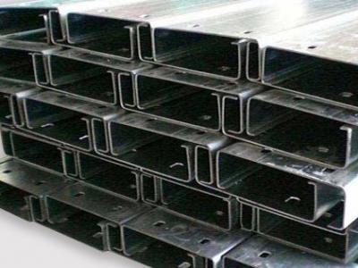 厂家生产C型钢_Q235标准C型钢_C型钢价格