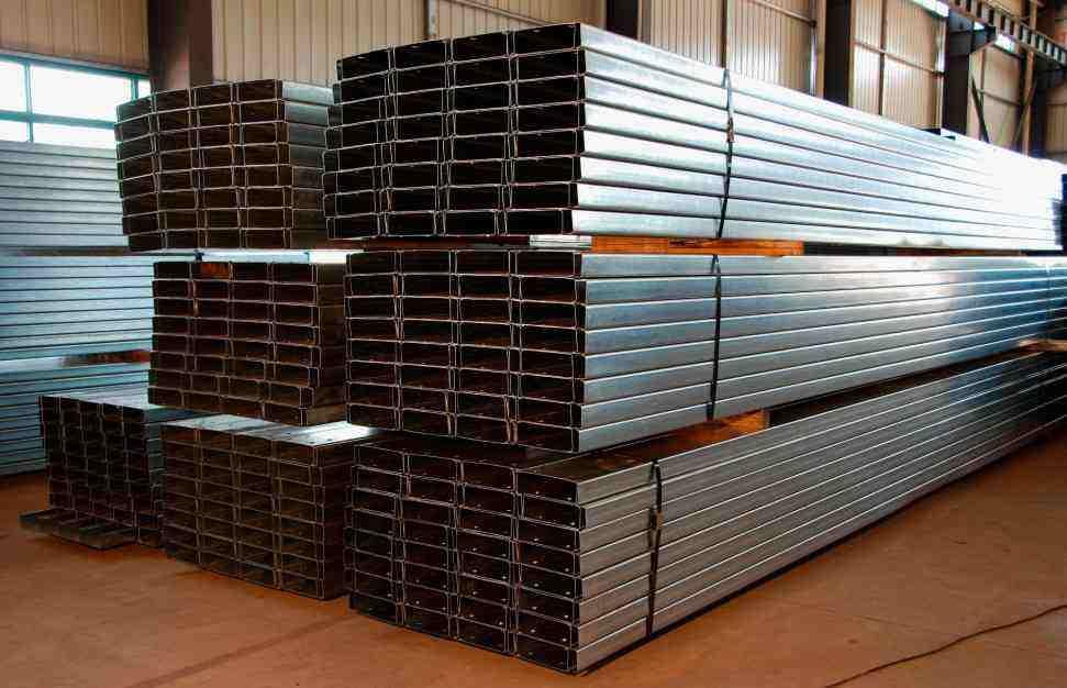 镀锌C型钢的内应力分析情况