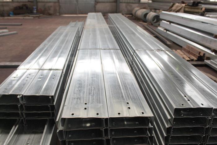 C型钢在矿井中的应用分析