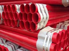 涂塑钢管的主要生产方法是什么