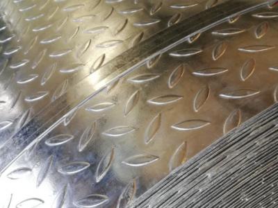 信阳镀锌花纹板长期生产_量大从优_最新报价