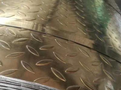 南阳镀锌花纹板多少钱一吨_定制批发_货源充足