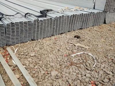 40*80椭圆管厂家-椭圆管加工