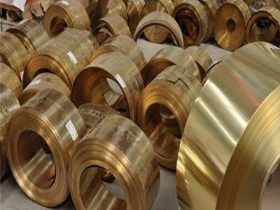 CuZn39Pb0.5铅黄铜管材