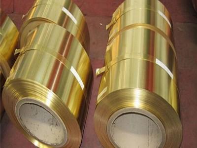 CuZn20Al铝黄铜CuZn20Al力学性能介绍
